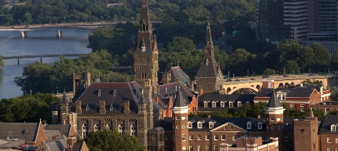 College Review – Georgetown University