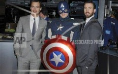 Movie Review: Captain America