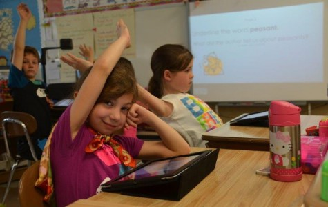 iTeach with technology: technology continues to grow in the classroom