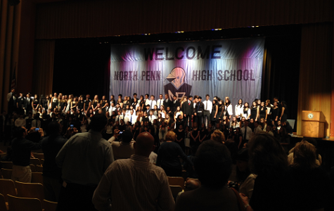 Honorable mentions: New members inducted into National Honor Society on a night to remember