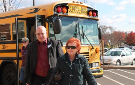 Bus takes NP community members to the future