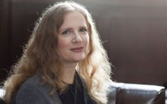 Suzanne Collins: the woman behind the Hunger Games trilogy
