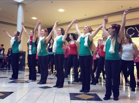 Jane Lopoten's School of Dance spreads holiday cheer