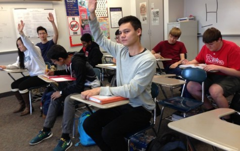 Raise your hand! The positive effects of classroom participation