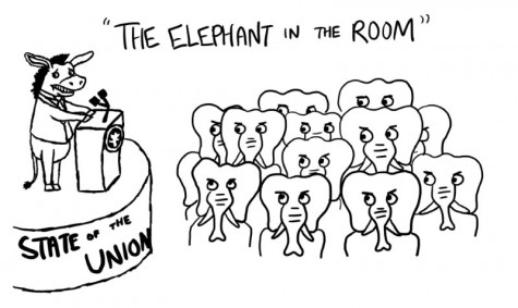 COMICS: The State of the Elephants in the room