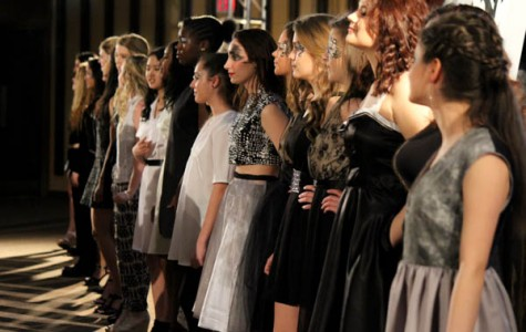 Fashion Show spotlights student designers' creativity on the catwalk