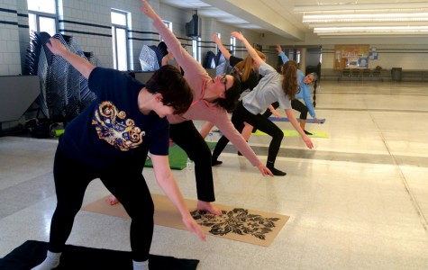 North Penn's newest club has students saying Namasté to wellness with yoga
