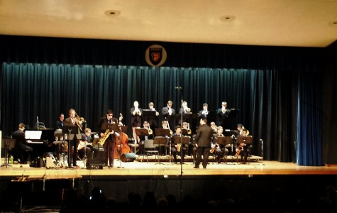 Swing, funk, and solo talent impress audiences at annual Knight of Jazz