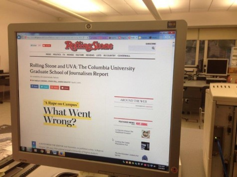 Journalism's digital race to publish: Rolling Stone debacle puts 21st century media in crosshairs