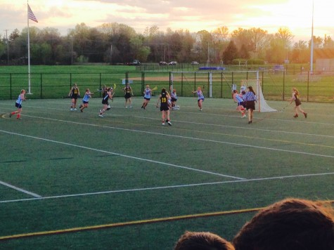 Maidens fall short on the field, but prove victorious in supporting alumna