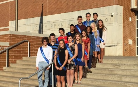 Meet the 2015 Candidates for Homecoming King