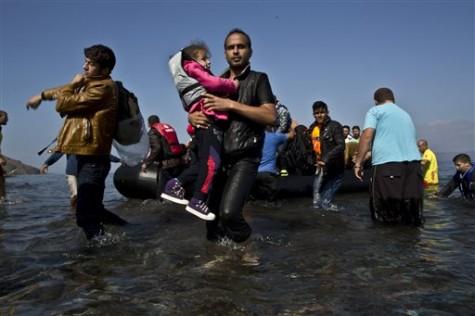 Weekly world headlines: Landslides, airstrike,  and refugees top this week's news