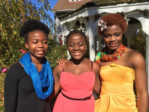 Liberian born sisters thriving as American teenagers