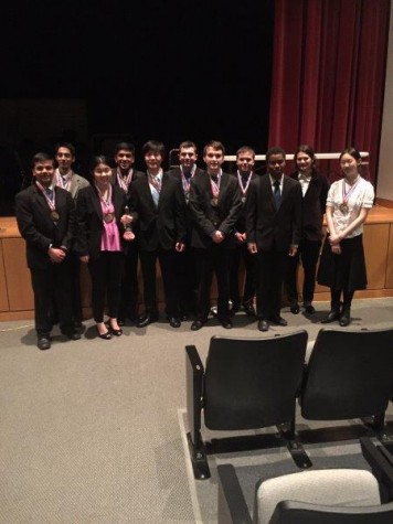 Acadec wins regional crown; States are up next