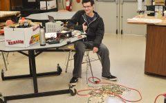 Electronics guru creates masterpiece