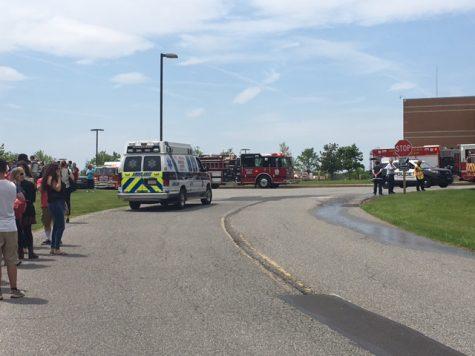Arrest made in wake of NPHS fire