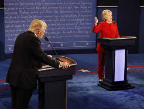 Editorial: Presidential debate highlights frustration over two party dominance