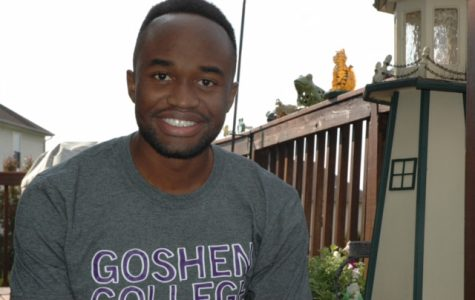 Alumni Spotlight: Delphin Monga recalls move to United States