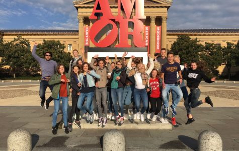 43 German students welcomed to NPHS for 2 week exchange