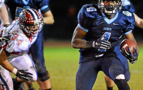 Alumni spotlight: former Knights running back playing at Delaware State University