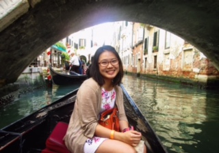 Alumni Spotlight: Jenna You packs her North Penn pride while traveling abroad