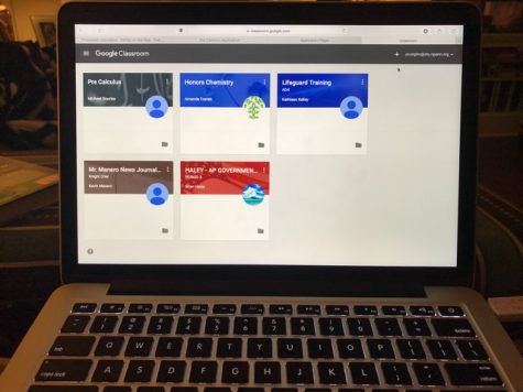 Google classroom makes paperless learning a reality
