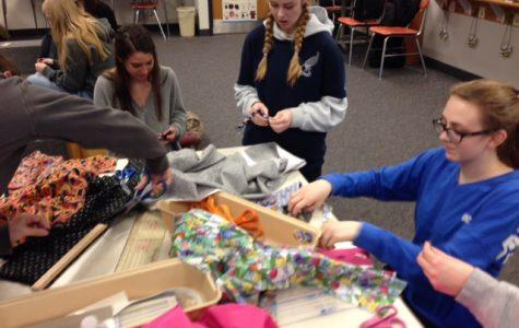FCCLA donates bracelets to St. Jude Children's Research Hospital