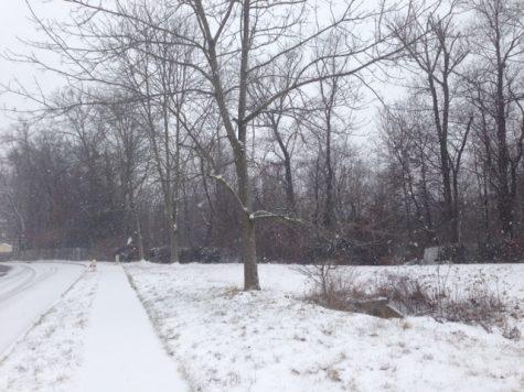 Snow way we'll have school tomorrow!