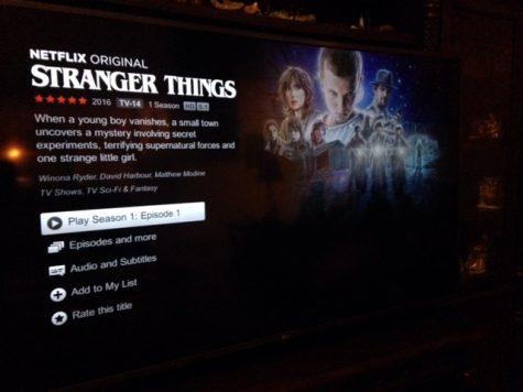 Top ten shows to binge watch on Netflix