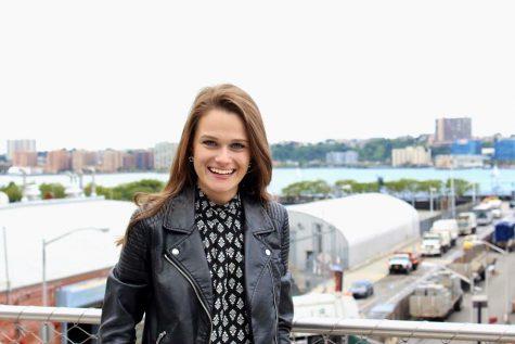Alumni Spotlight: Riana Catanzaro from books to looks!