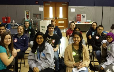 Over 200 students help save lives one donation at a time