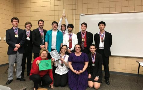 Home cooking up next for Acadec Regional Champs