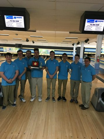 Bowlers roll way into regional competition