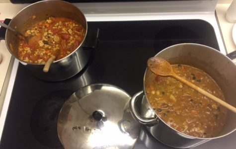 FCS classses spice things up in Chili Cookoff