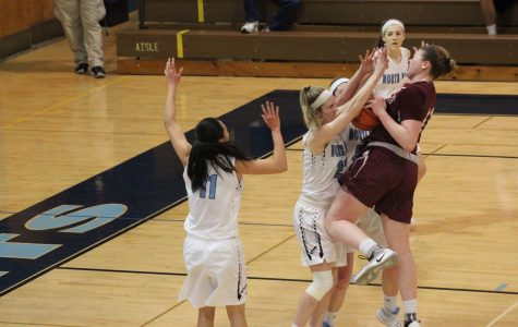 Ghosts Bust Knights in District One Upset