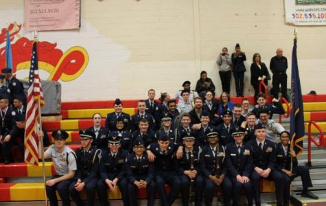 Weekend of excellence for JROTC