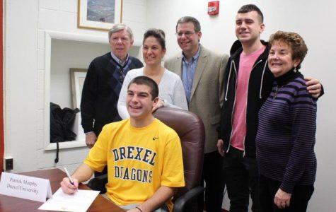 Patrick Murphy signs with Drexel after experience with Union Academy