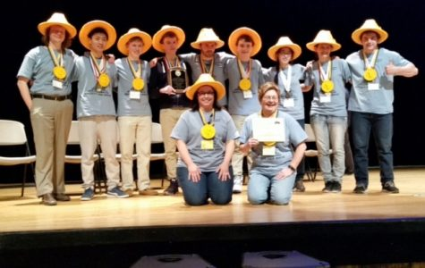 Brain Power! NPHS takes Acadec State Title