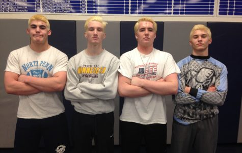 Four wreslters qualify for state tournament