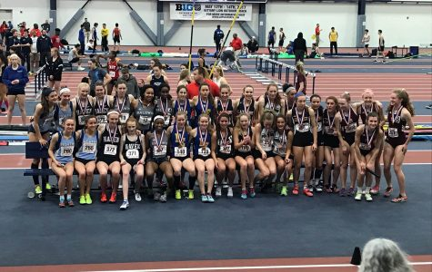 Indoor Girls Track and Field States Results
