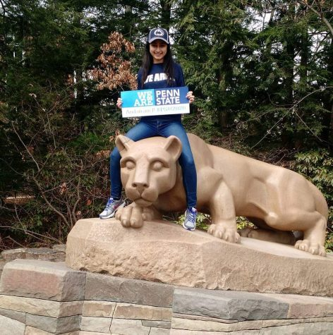 Alumni Spotlight: Rathod making her dream come true at PSU