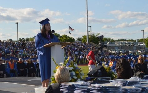 2017 Commencement to feature new student speaker