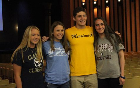 Four Knights sign letters of intent