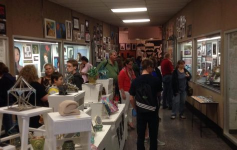 Art department to host annual K-12 art show