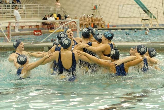 Maidens Water Polo Making  a Splash
