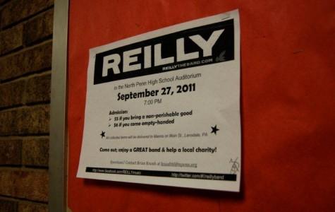 Reilly Rocks North Penn Auditorium