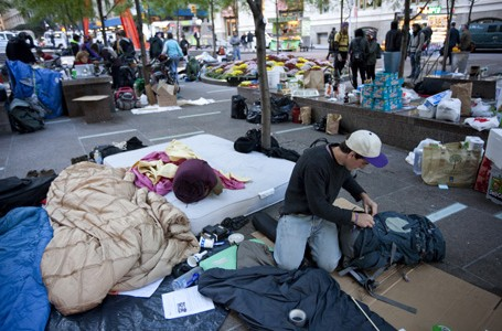 """""""Occupy Wall Street"""" Good for Democracy"""