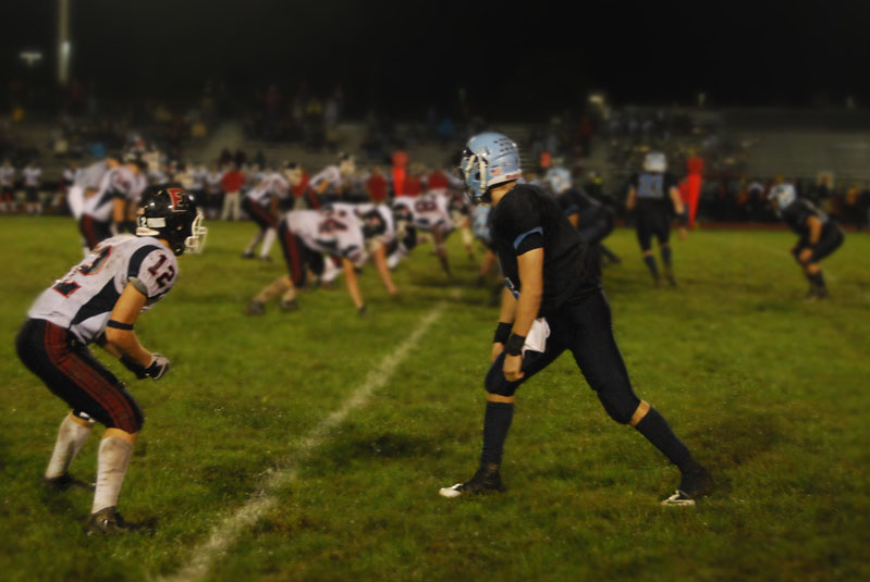 Knights Roll Over East 35-0