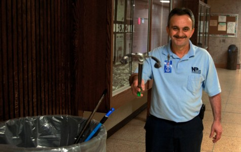 Gino Santoro – The Man Behind the Mop
