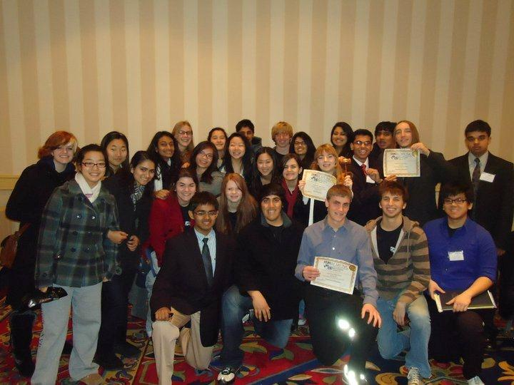 Model UN Club Seeking Interest